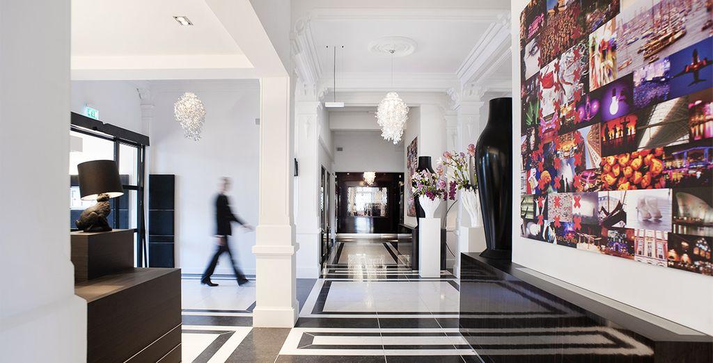 Benvenuti al The Manor Amsterdam Hotel