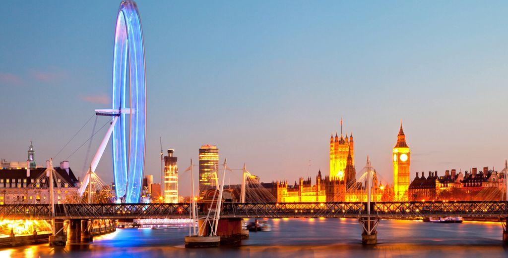 Partite alla scoperta delle attrazioni di Londra