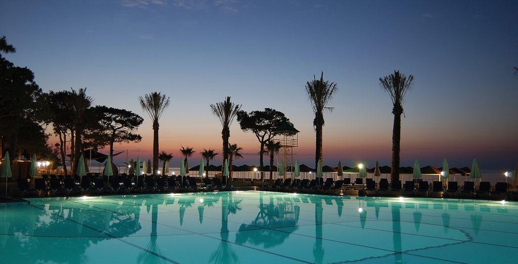 Benvenuti ad Antalya!