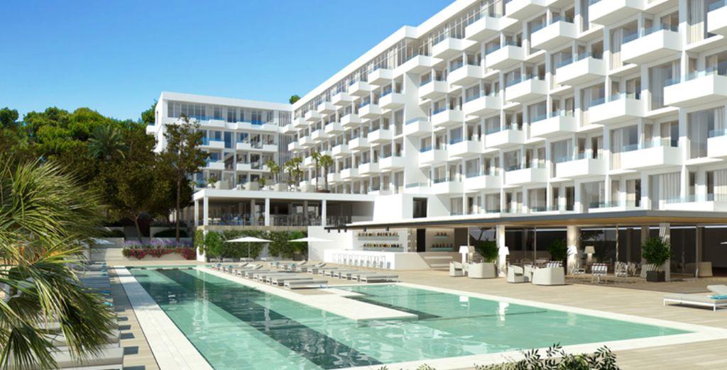 Il vostro elegante hotel dotato dei migliori servizi