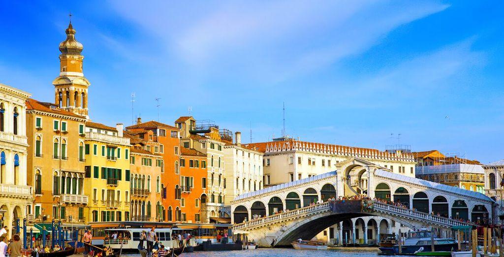 Lasciatevi conquistare dal fascino di Venezia