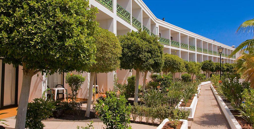 Tutte le sistemazioni sono dotate di un balcone o di una terrazza