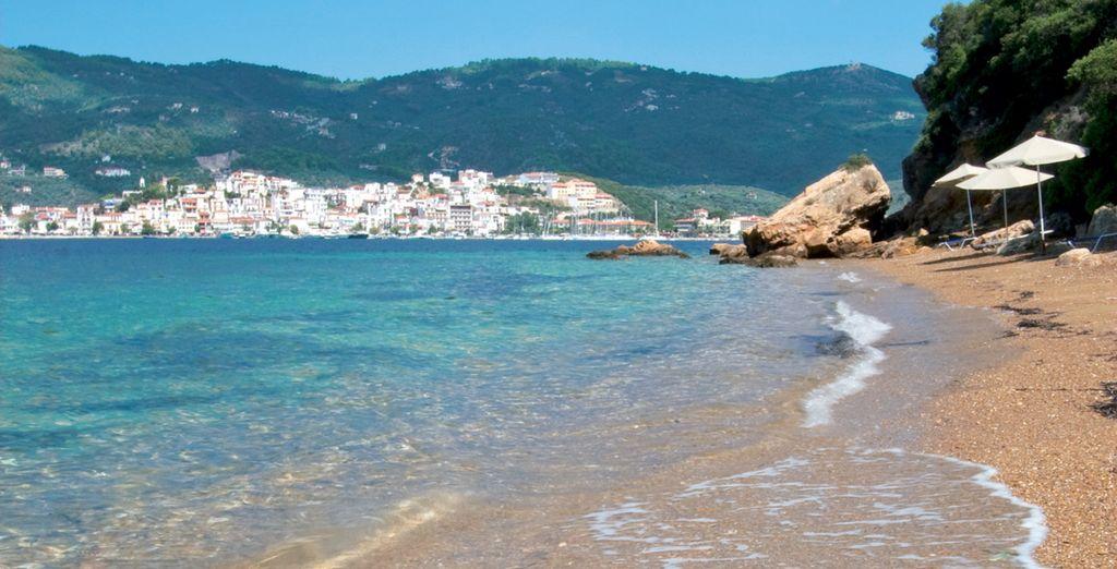 Relax in riva al mare