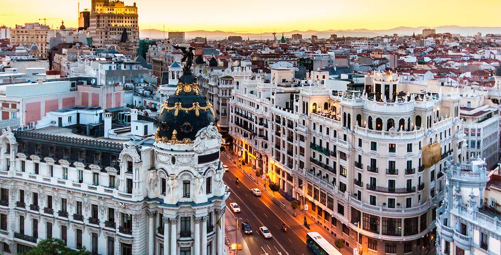 La sera scoprite la famosa movida spagnola