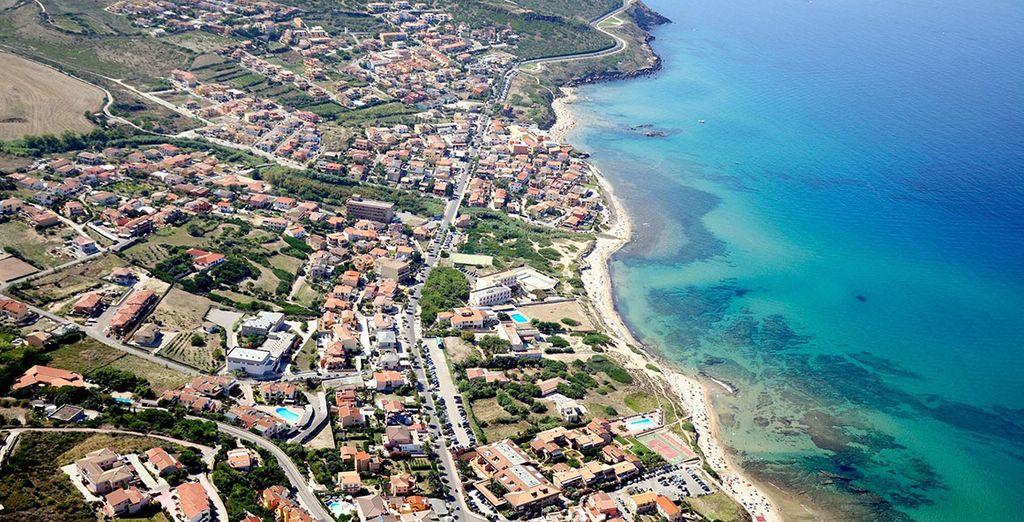 Castelsardo, questa splendida località della Sardegna vi attende