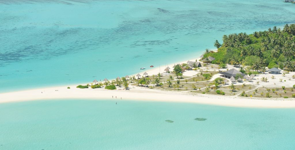 Maldive un vero paradico