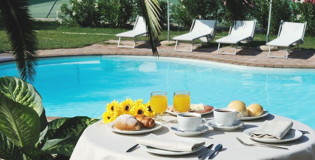 Iniziate la giornata con un'ottima prima colazione