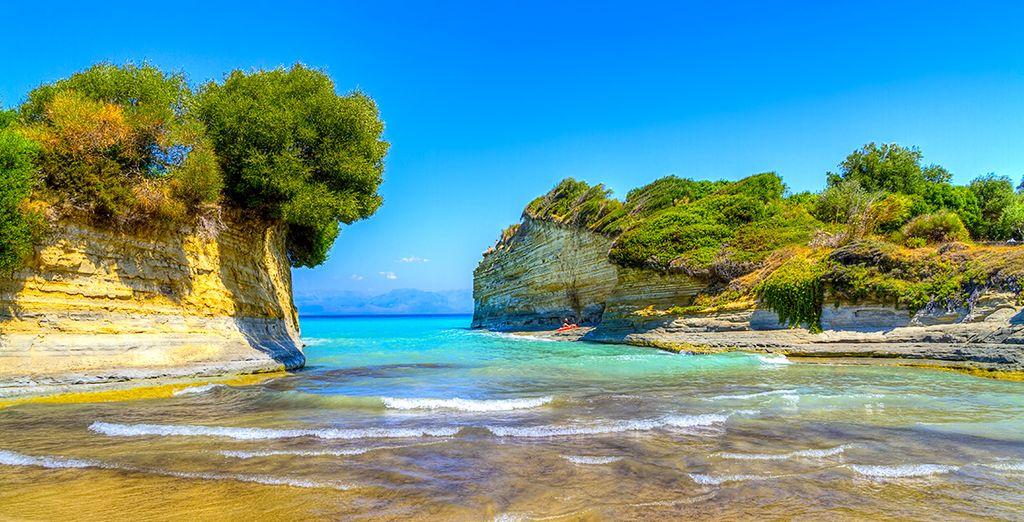 Rimarrete affascinati da questa splendida isola
