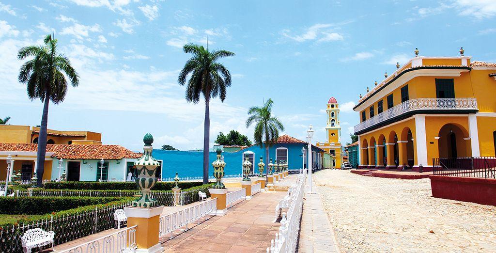 Partite per un indimenticabile viaggio alla scoperta di Cuba