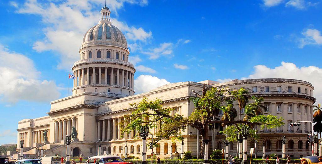 il suo centro storico, Patrimonio dell'Umanità