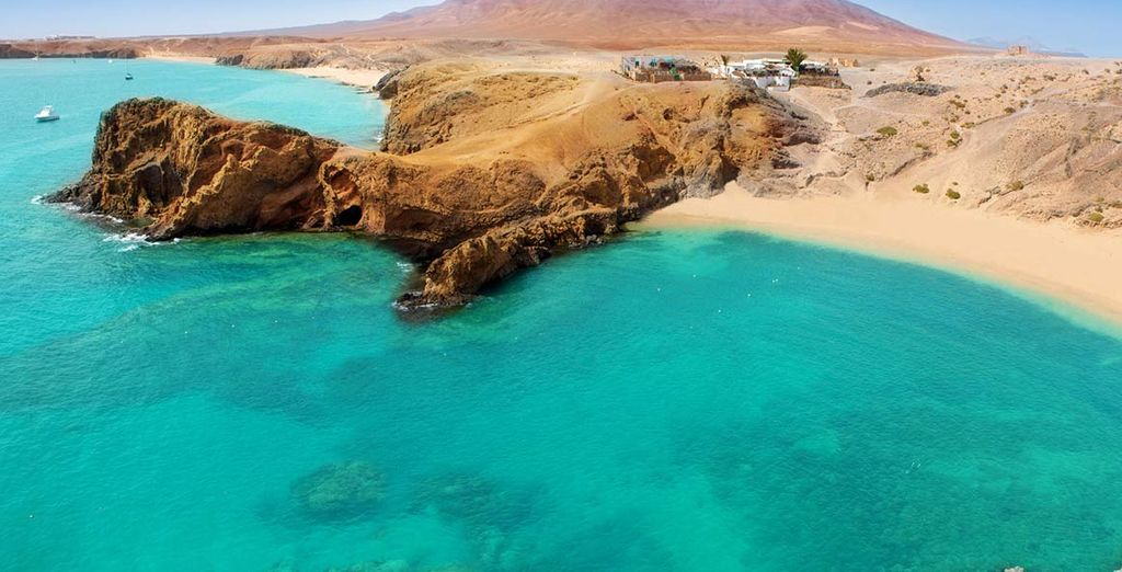 Benvenuti a Lanzarote