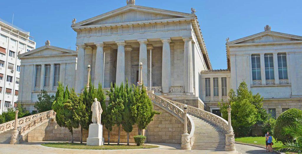 I musei ricchi di storia e di cultura