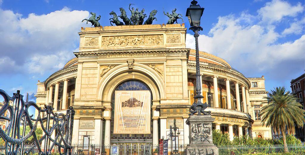 Palermo è una città che accoglie
