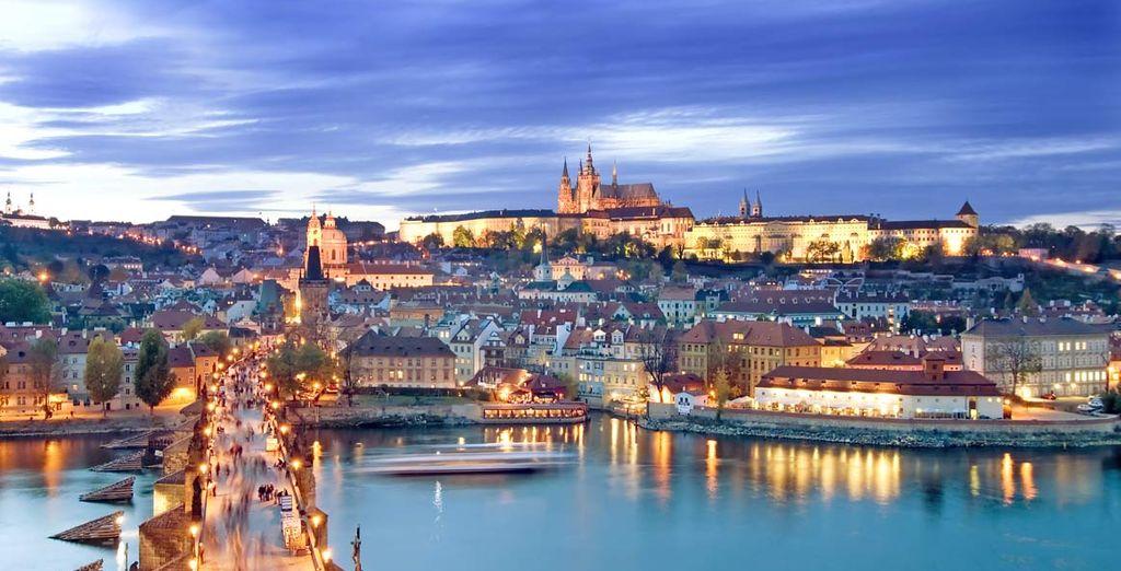 Scoprite la ballezza di Praga