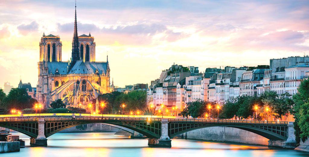 La capitale francese vi aspetta