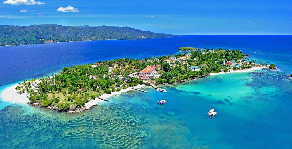 Partite per una vacanza da sogno in Repubblica Dominicana