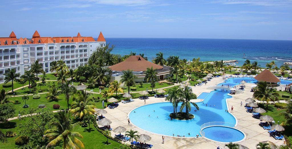 Grand Bahia Principe Jamaica 5* - pacchetti vacanze Giamaica