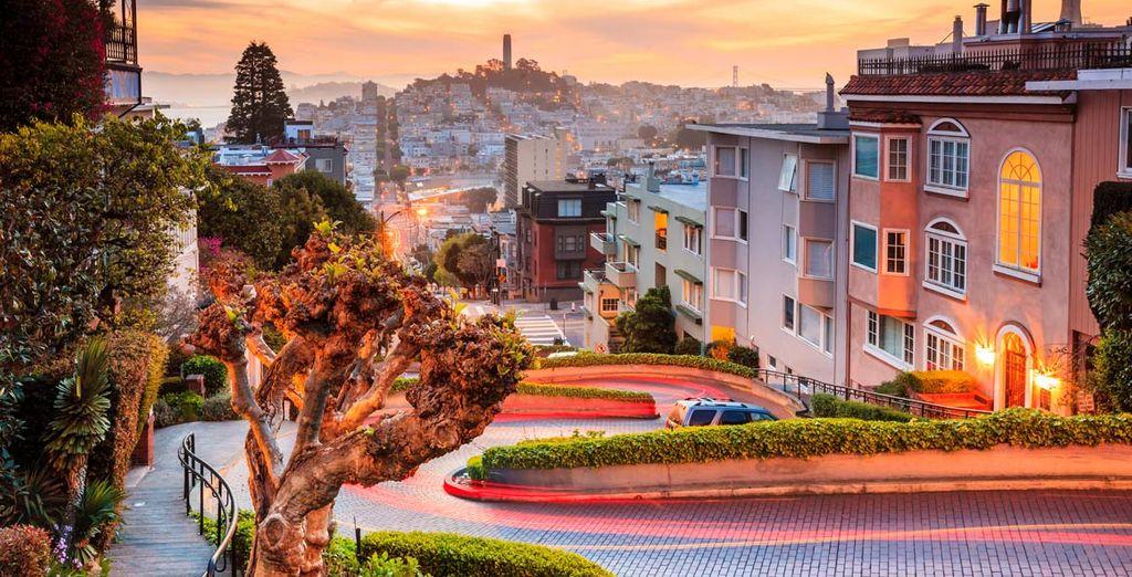 e San Francisco