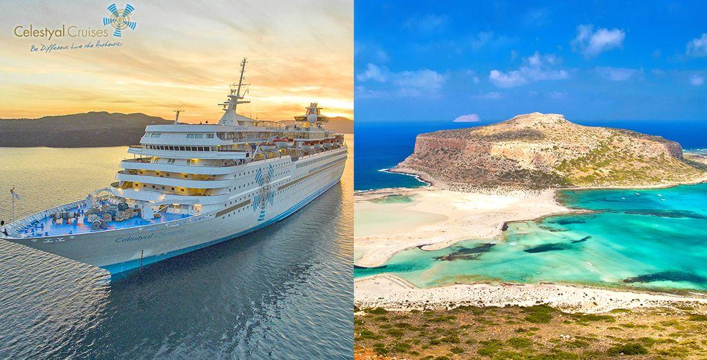 Partite per un viaggio da sogno in Grecia e Turchia