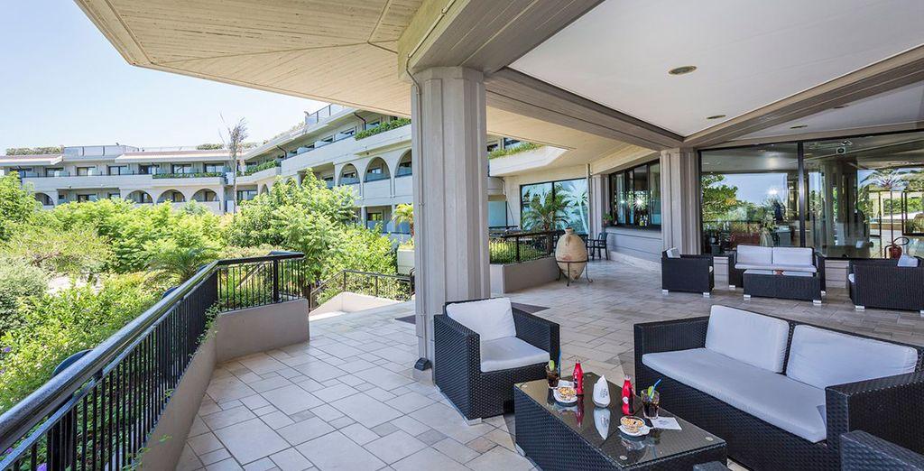 Il Fiesta Hotels & Resort 4* è pronto ad accogliervi
