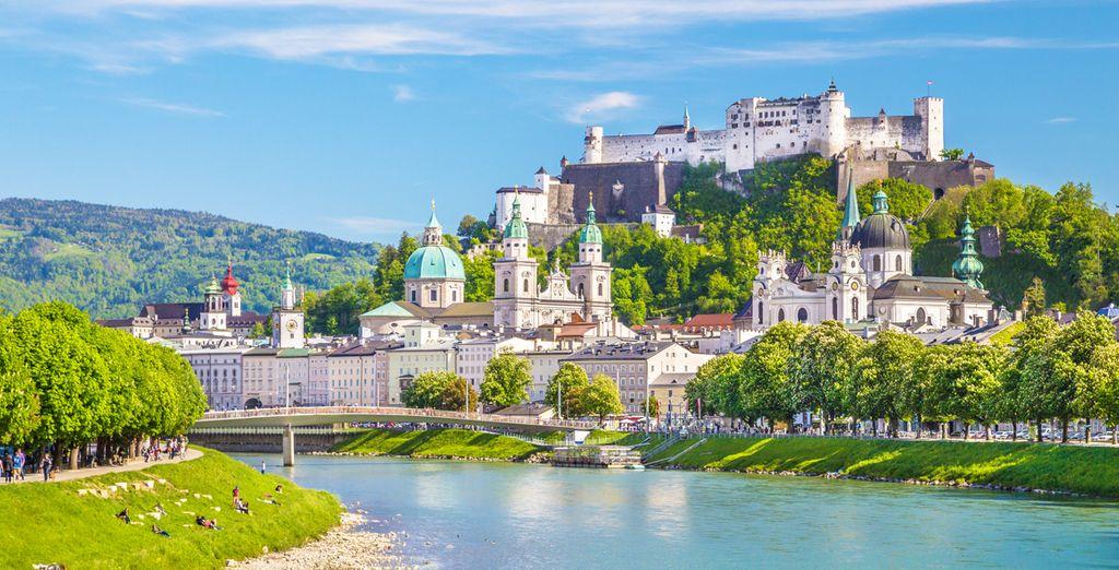 Buona vacanza a Salisburgo!