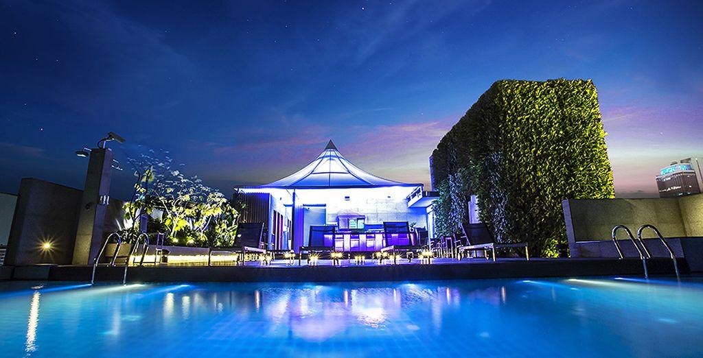 Scoprite la maestosità del vostro hotel 5* a Bangkok