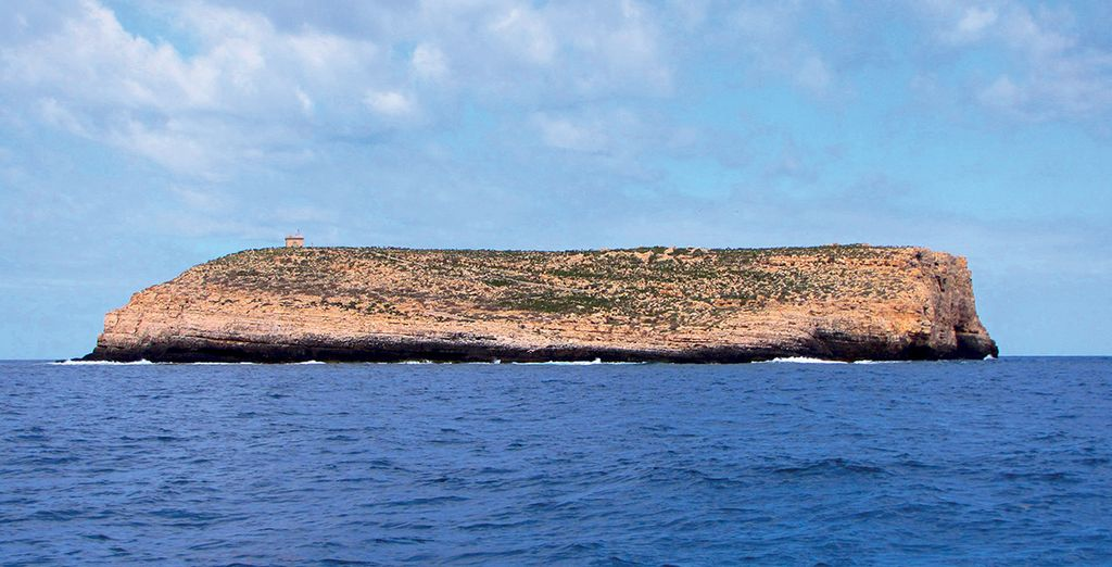 e di bellezze come l'Isola di Lampione