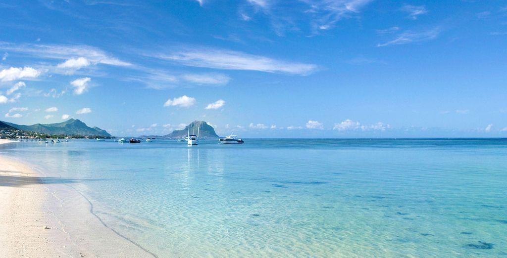 o trascorrete le vostre giornate sulla bellissima spiaggia