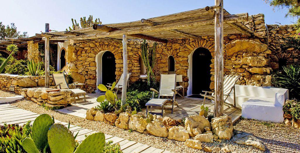 La Calandra Resort vi accoglie in un ambiente naturale eccezionale