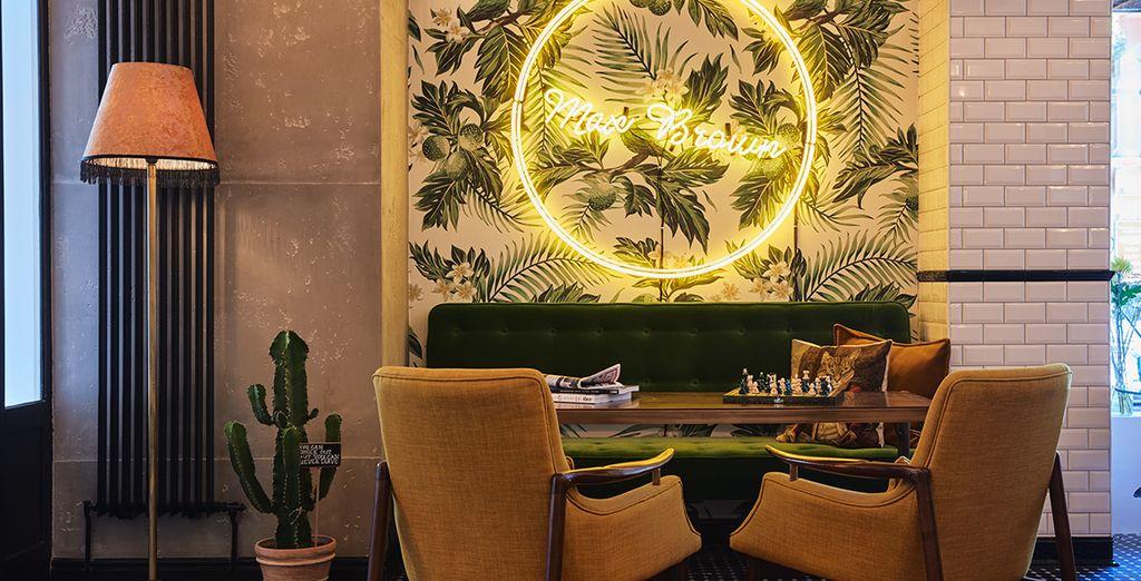 A Berlino vi aspetta un Hotel dal design ricercato