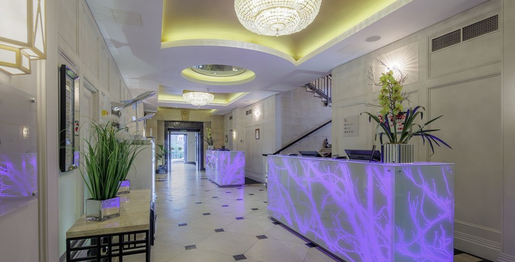 Benvenuti al Double Tree by Hilton London Greenwich 4*