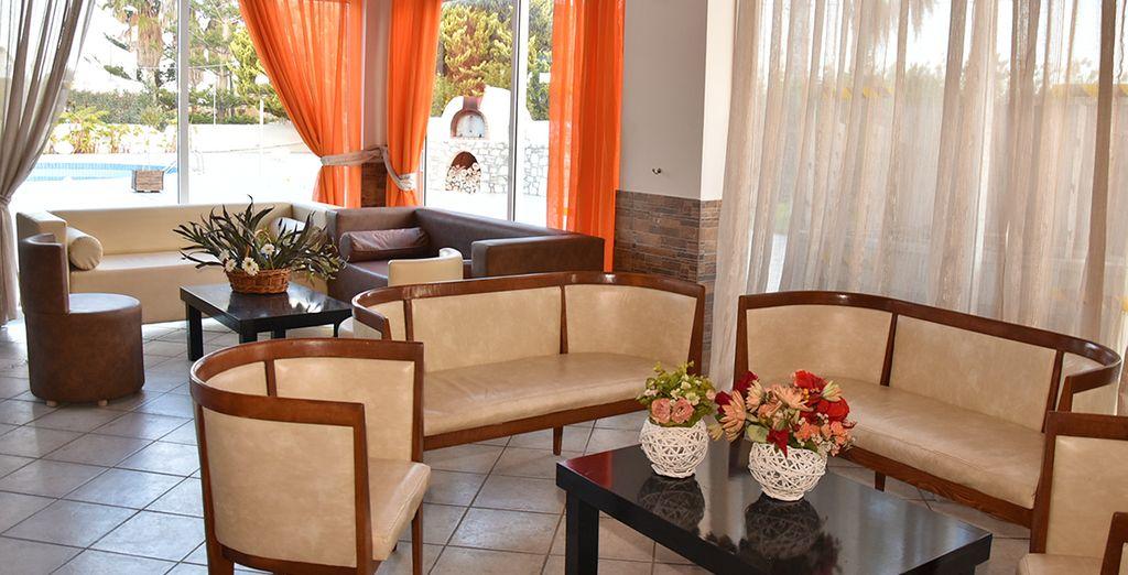 Dove Nefeli Hotel è pronto ad accogliervi