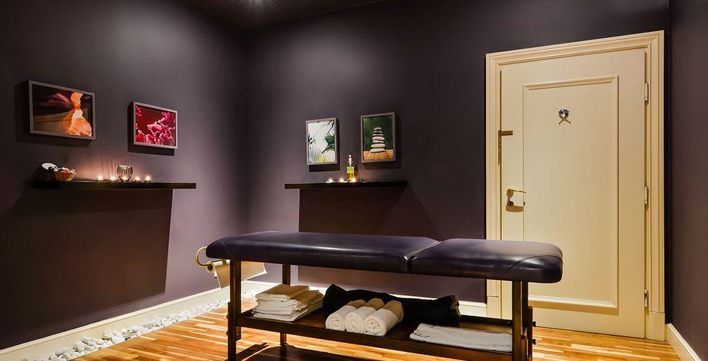 Rilassatevi ed eliminate lo stress con un massaggio