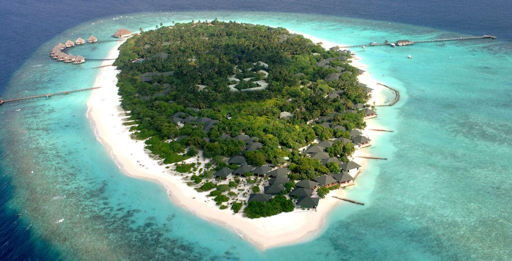 Partite per un rifugio intimo e paradisiaco alle Maldive