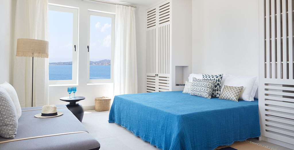 fino al 30/06 e dal 20/08 in poi godrete di un upgrade gratuito in Ocean One Bedroom Villa