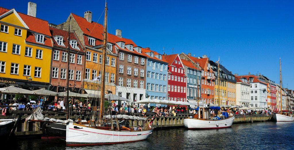 La Crociera Fiordi del 19 agosto partirà da Copenhagen
