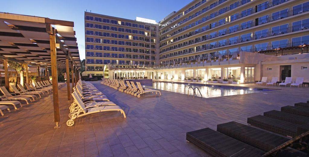 All'elegante Hotel Java 4*