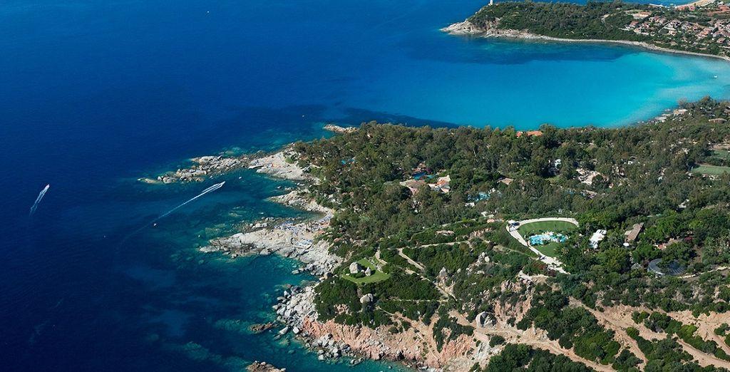 La splendida Sardegna vi aspetta
