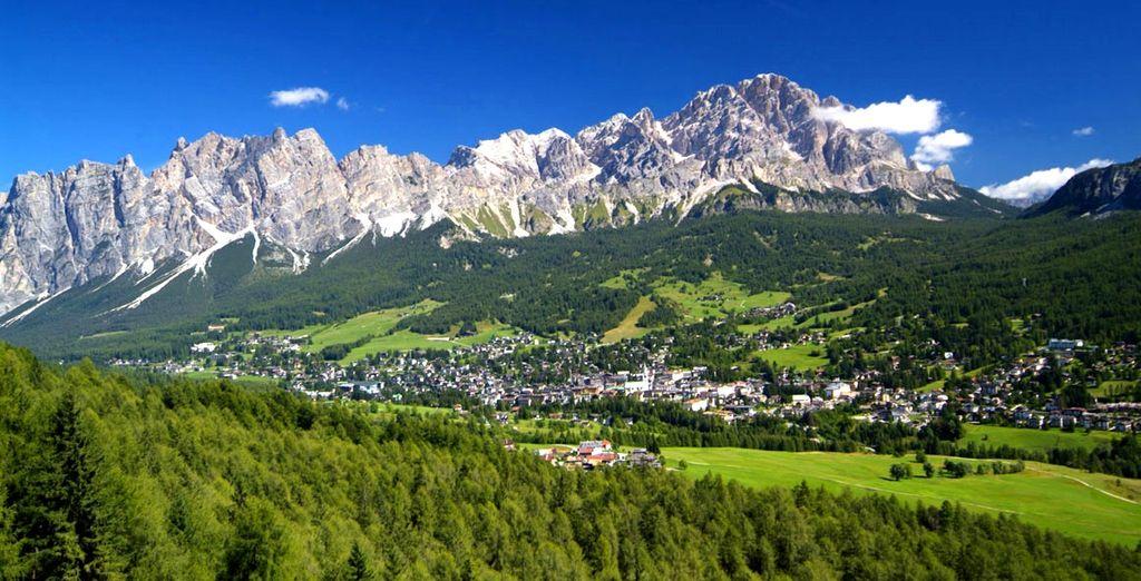 Lasciatevi affascinare dalla natura di Cortina d'Ampezzo