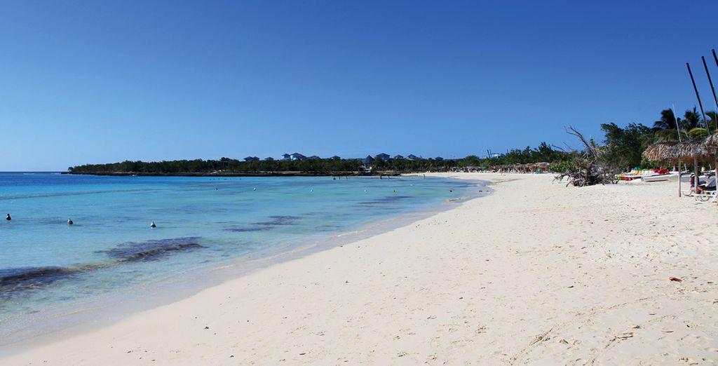 Vivete la vostra vacanza in totale relax su quest'isola meravigliosa