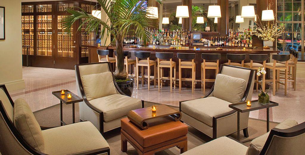 Il Lobby Bar vi propone ottimi drinks