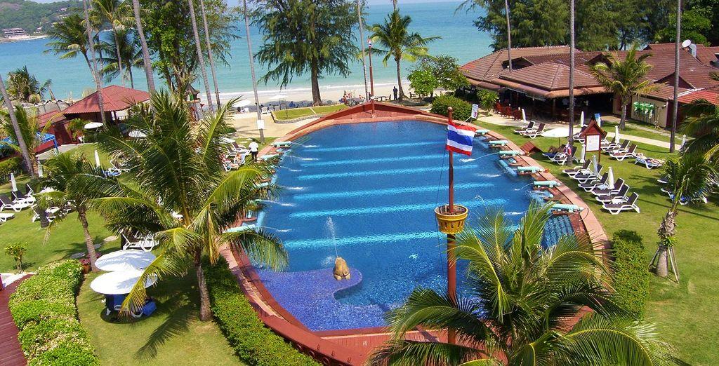 dove soggiornerete al al The Imperial Boat House Beach Resort