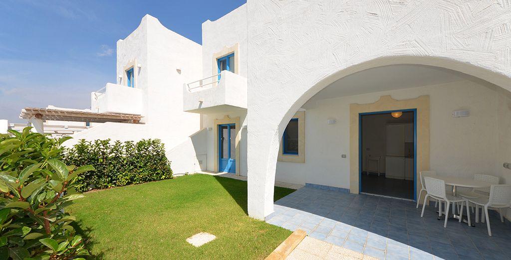 confortevoli, spaziose e con veranda o balcone