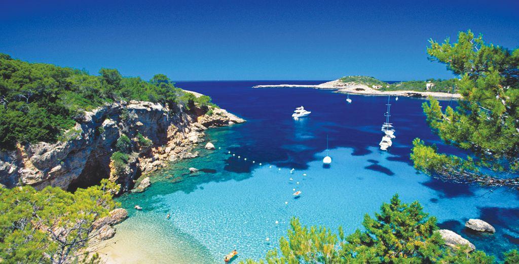 Benvenuti nella splendida Ibiza