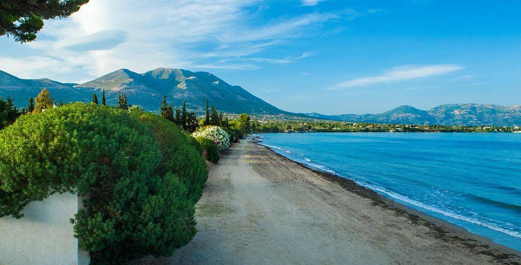 Godetevi la vostra vacanza in Grecia