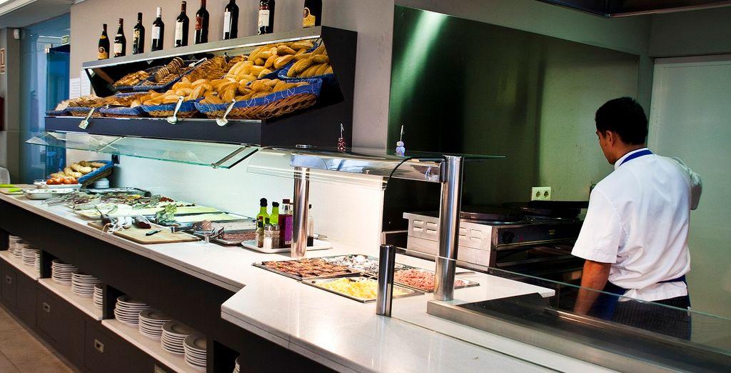 Grazie al trattamento di All Inclusive potrete gustare piatti locali e internazionali presso il ristorante della struttura