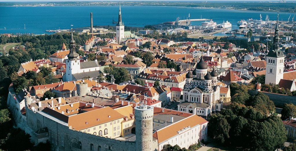 Benvenuti in Estonia