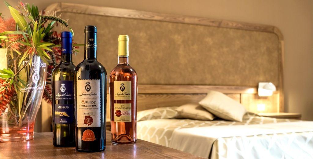 Benvenuti nel primo Winestyle Hotel del Salento
