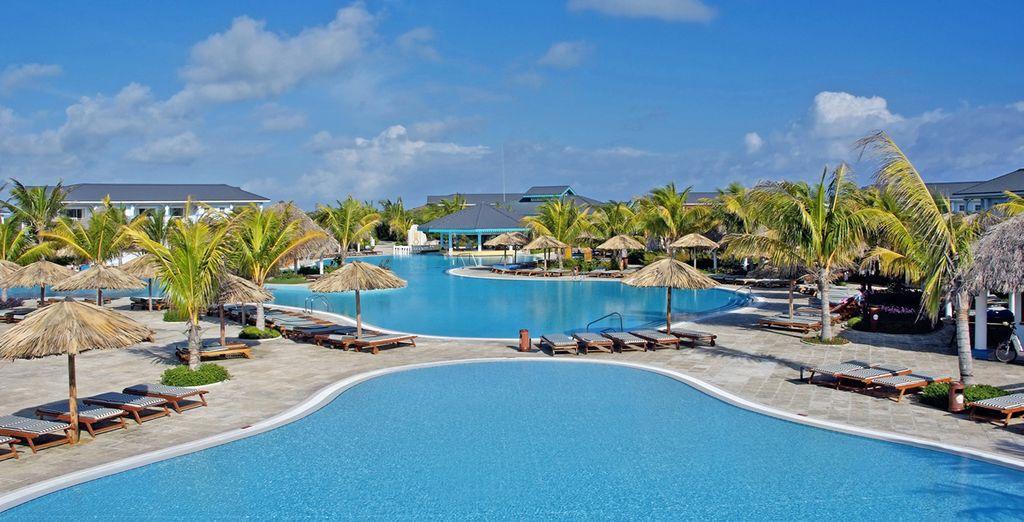uno splendido resort 5*