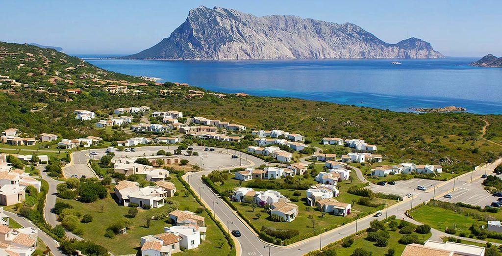 Il mare cristallino della Sardegna vi conquisterà